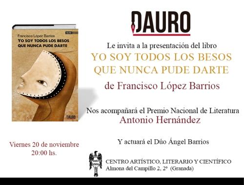YO SOY TODOS LOS BESOS_invitacion 20-11-15