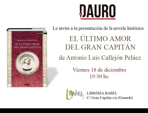 EL ÚLTIMO AMOR_invitacion Babel