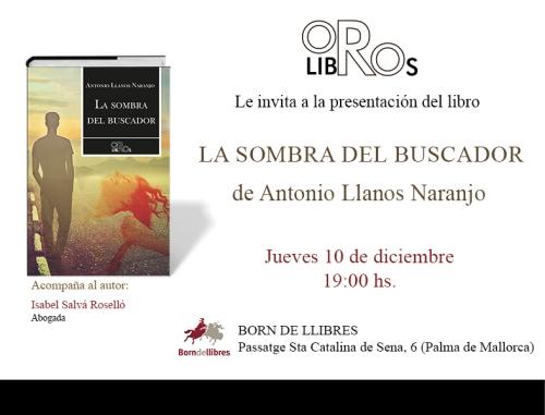 LA SOMBRA DEL BUSCADOR_invitacion Palma