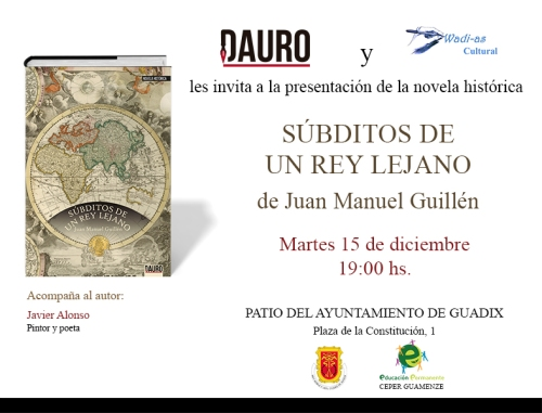 SÚBDITOS_invitación Guadix