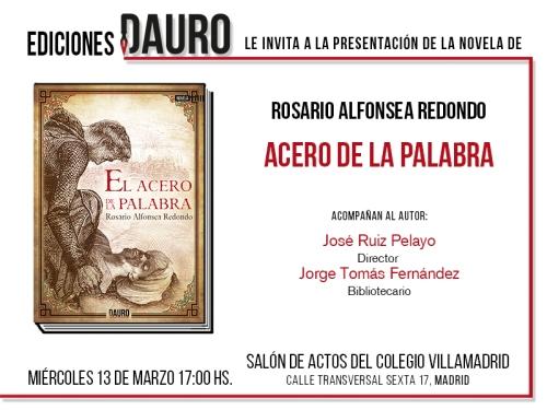 EL ACERO DE LA PALABRA_invitación13-03-16