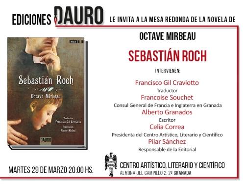 Sebastián Roch_Centro Artístico