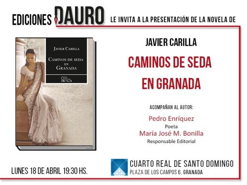 CAMINOS DE SEDA_invitación
