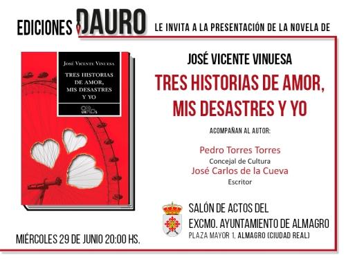 3 HISTORIAS DE AMOR_invitación 29-06-16