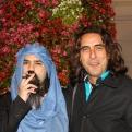 Eleazar Santana y Manuel Rodelas
